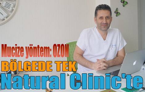 Natural Clinic'ten Bir İlk.