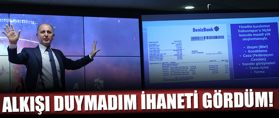 Trabzonsporda Muharrem Usta dönemi